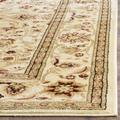 Lyndhurst Collection 8' X 8' Square Rug in Sage And Ivory - Safavieh LNH212C-8SQ