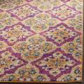 Monaco Collection 10' X 14' Rug in Grey And Multi - Safavieh MNC209G-10