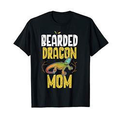 Bearded Dragon Mom Gift T-Shirt for Bearded Dragon Moms