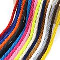 Natural Twisted Cotton Rope Soft Triple-Strand Twisted Cotton Rope for Sports,Decor,Pet Toy, Crafts&Indoor Outdoor Use Dia1/8'',1/6'',1/5'',1/4'',3/8'',2/5'',1/2'',3/5'',4/5''and25/50/100ft and 150ft