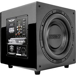 Earthquake Sound MiniMe DSP P-10 10-inch Powered Subwoofer with DSP Control and SLAPS Passive Radiator Technology