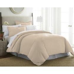 Pointehaven Duvet Cover Set Cotton/100% Cotton in White, Size Full/Queen Duvet Cover + 2 Shams | Wayfair 525TC3DVFQCH