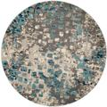 Monaco Collection 8' X 10' Rug in Pink And Multi - Safavieh MNC254D-810