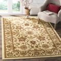 Lyndhurst Collection 8' X 11' Rug in Grey And Beige - Safavieh LNH213G-8