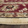 """""""Lyndhurst Collection 2'-3"""""""" X 16' Rug in Multi And Ivory - Safavieh LNH318A-216"""""""