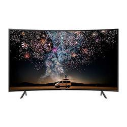 Téléviseur LED Ultra HD 4K incurvé 138 cm Samsung UE55RU7305 TV LED 4K incurvé 55 pouces TV connecté / Smart TV Netflix Enregistrement PVR (sur USB) Son 20 W