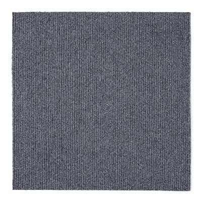 Achim Home Furnishings NXCRPTSM12 Nexus 12 inch x 12 inch Self Adhesive Carpet Floor Tile, 12 Tiles/