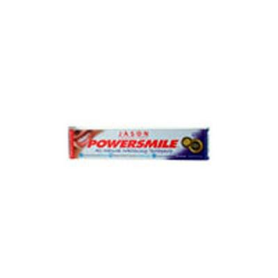 Jason Natural Products PowerSmile Toothpaste, 6 Ounce - 6 per case.