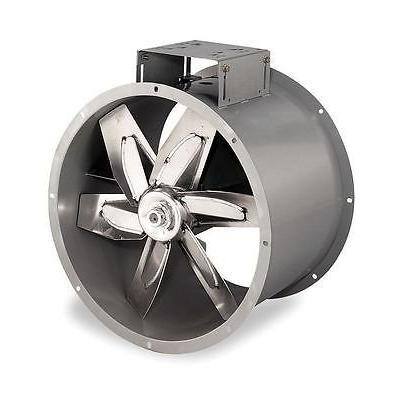 """Dayton 12"""" Tubeaxial Fan, 4C659"""