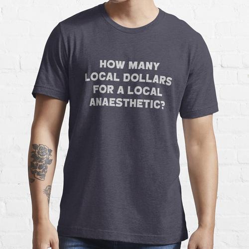 Narkose Essential T-Shirt
