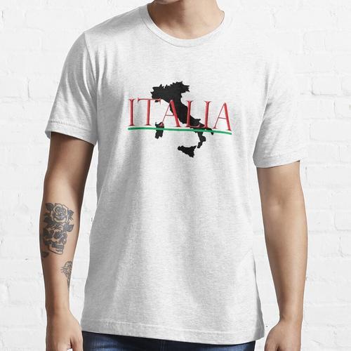 Italien: Italienischer Stiefel Essential T-Shirt