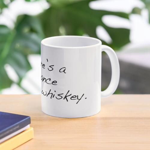 Kaffee-Haferl (Whisky) Tasse