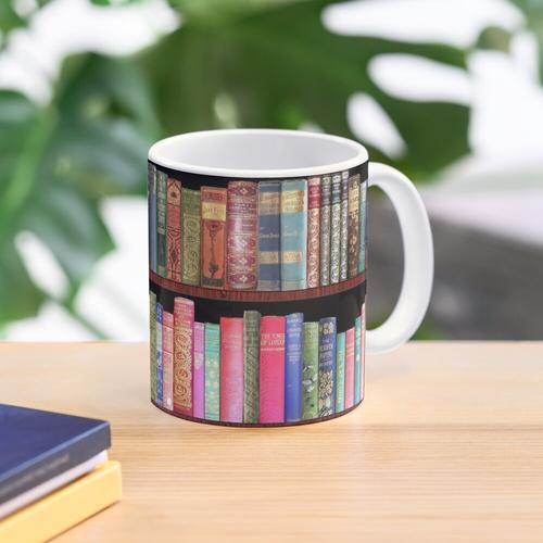 Jane austen antike Bücher, britische antike Bücher Tasse