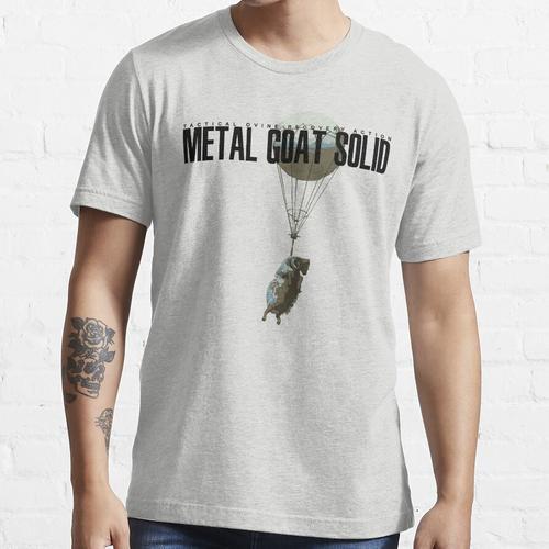 METALL ZIEGENFEST Essential T-Shirt