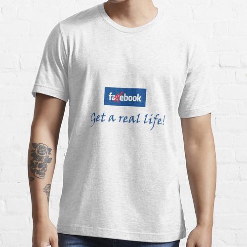 Unechtes Buch Essential T-Shirt