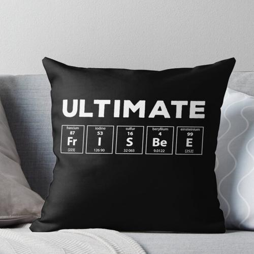 Ultimate Frisbee Kissen