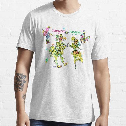 Papageno und Papagena Essential T-Shirt