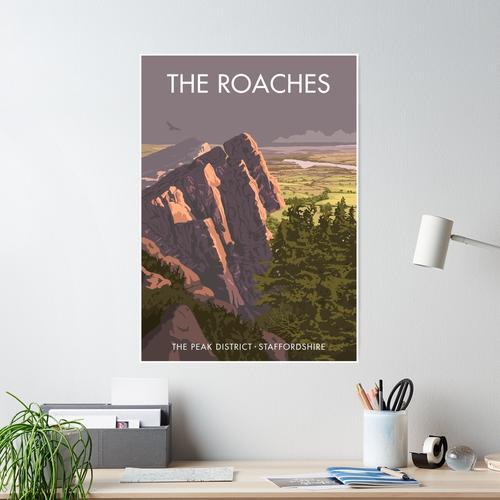 Die Kakerlaken Poster