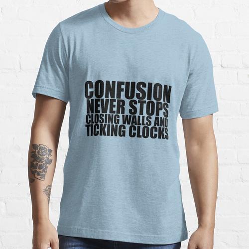 Und tickende Uhren Essential T-Shirt