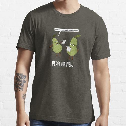 Birnen-Rezension Essential T-Shirt