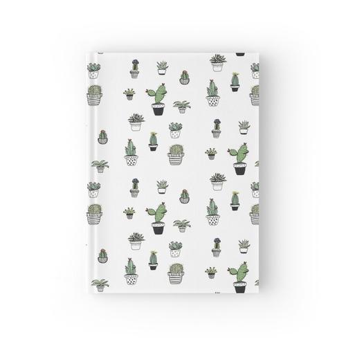 Topfpflanzen Notizbuch