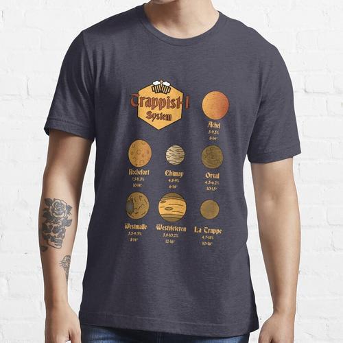 Trappist-1 Bier Essential T-Shirt