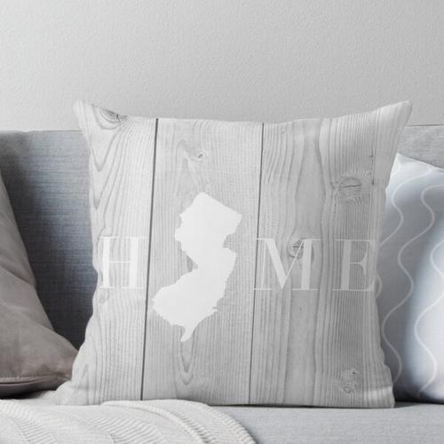 New Jersey-geformtes Haus Kissen
