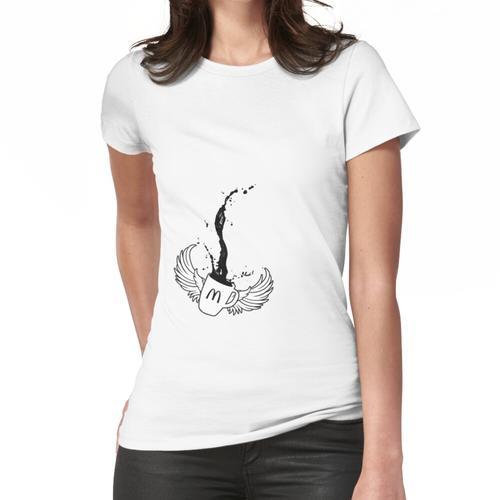 Mcdonalds Kaffee Tribut Frauen T-Shirt