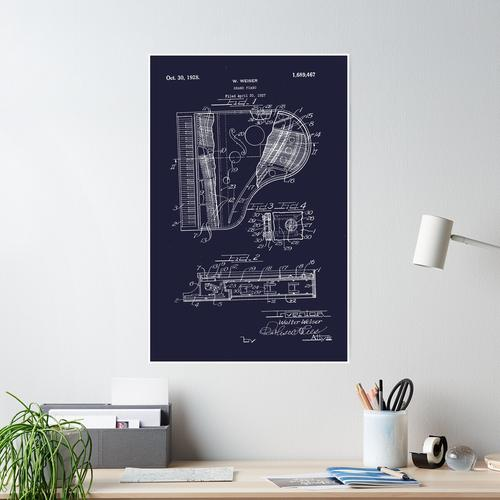 Klavier 2 Poster