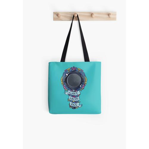 Gusseisenpfanne Tasche