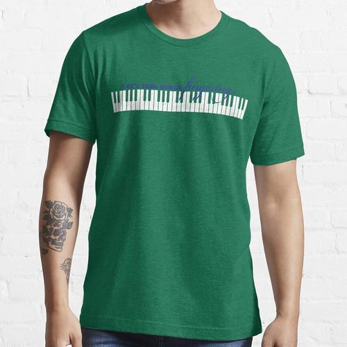 Lass uns über Fingersatz reden ... Essential T-Shirt