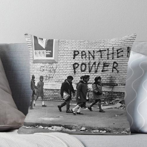 Black Panthers - Panther Power Kissen