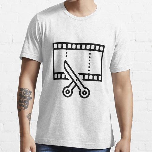 Videoschnitt Essential T-Shirt