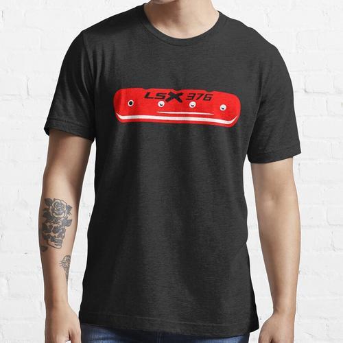 LSX 376 Ventildeckel Essential T-Shirt