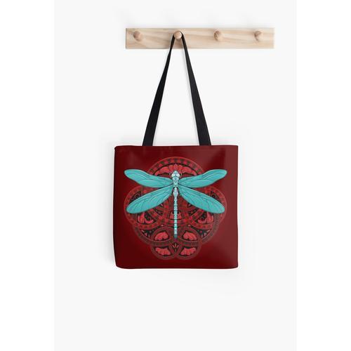 Libellenfeuer Tasche