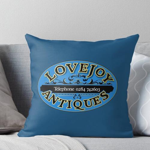 Liebe Antiquitäten Kissen