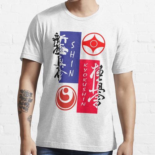 Kyokushin shinkyokushin Essential T-Shirt