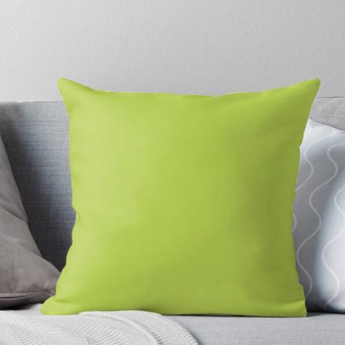 Einfarbige Ebene einfarbig Kissen