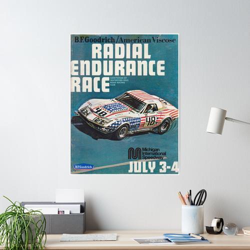Michigan Enduro Poster