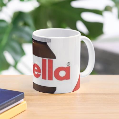 Nutella-Liebhaber Tasse