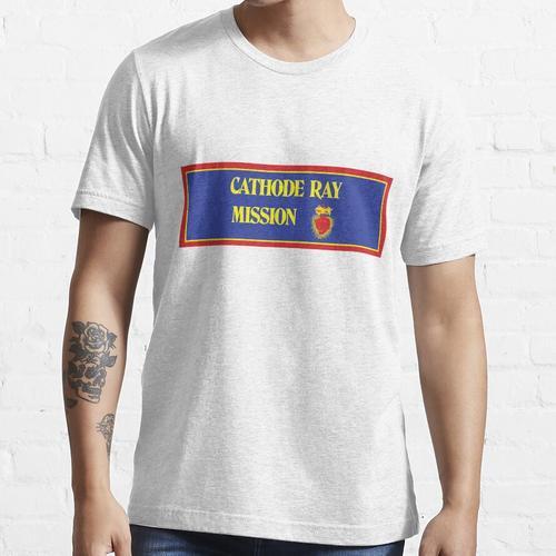 Kathodenstrahl-Mission Essential T-Shirt