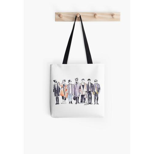 BTS Airport Fashion 171113 Tasche