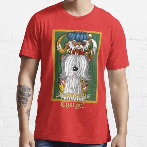 Sir Didymus Ambrosius Anklage! Essential T-Shirt