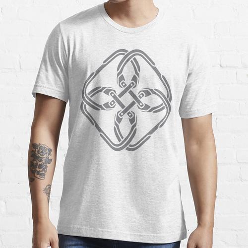 Karabiner Knoten Essential T-Shirt
