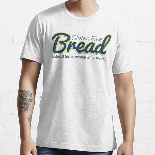 Glutenfreies Brot Essential T-Shirt