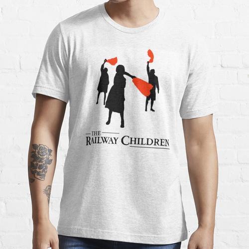 Die Bahnkinder Essential T-Shirt