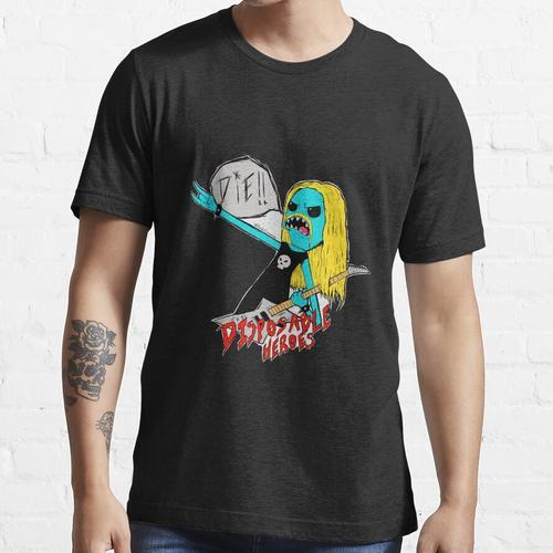 Wegwerfbare Helden Essential T-Shirt