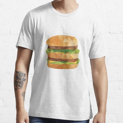 BigMac Lowpoly Essential T-Shirt