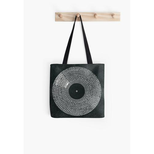 Schallplatte Tasche