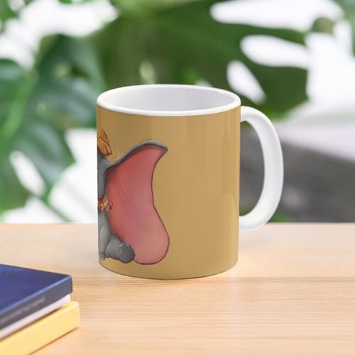 Dumbo Vintage Tasse
